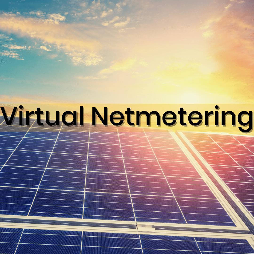 Virtual Net Metering
